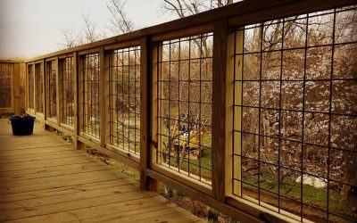 Fencing (wood and metal)